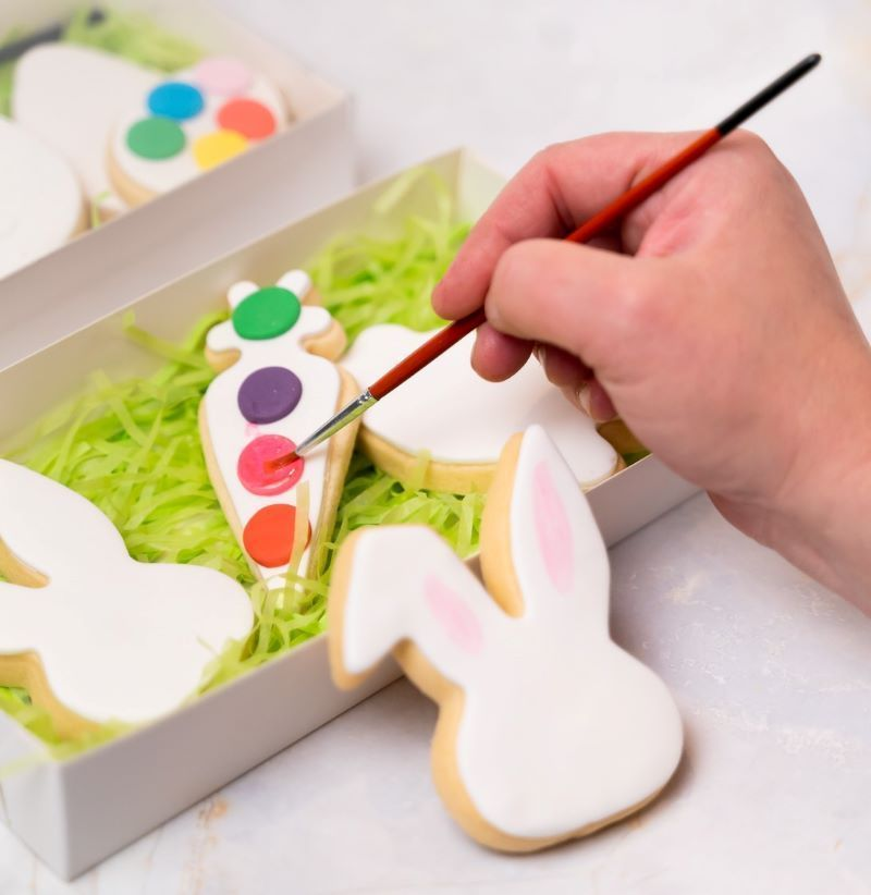 Easter Range : Easter Cookie Hunt Time