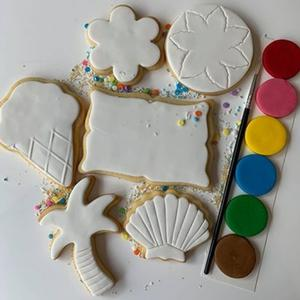 Children Gift Box Paint your own cookies.